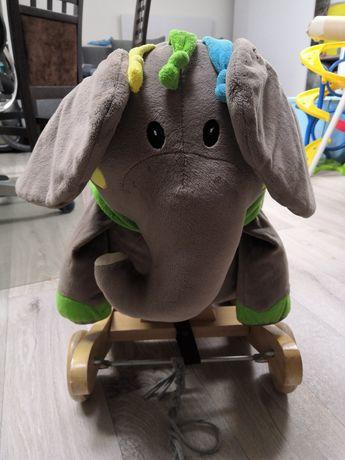 Bujak, jeżdzik slonik, kinderkraft