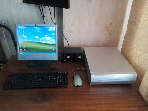 Продам рабочий настольный компьютер