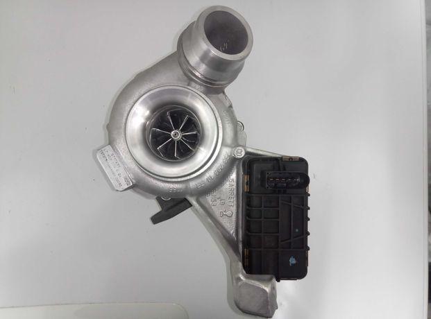 Turbo BMW Serie 1 3 GT1749V Hibrido GT1752V C/MFS Válvula Elétrica