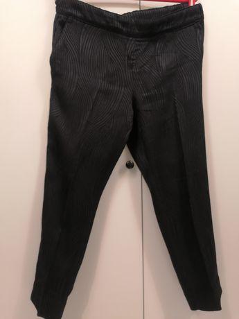 Spodnie H&M rozmiar L. Cygaretki