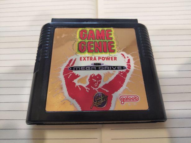 Game Genie Sega mega drive code masters
