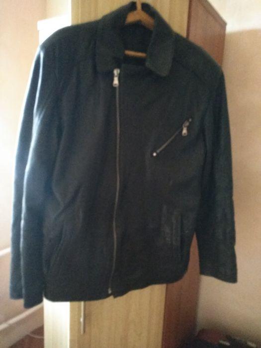Куртка кожанная ХL Красноселка - изображение 1