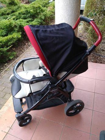 Wózek dziecięcy Peg Perego - edycja Fiat 500, Dwa w Jednym