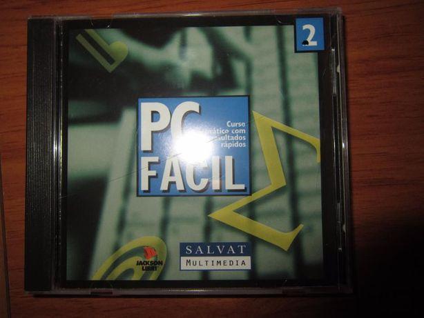CD PC Fácil 2 Curso prático com resultados rápidos