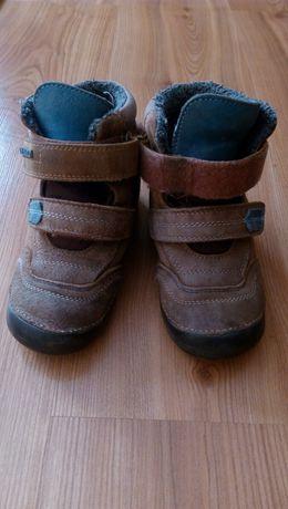 Демисезонные ботиночки 29р. на мальчика