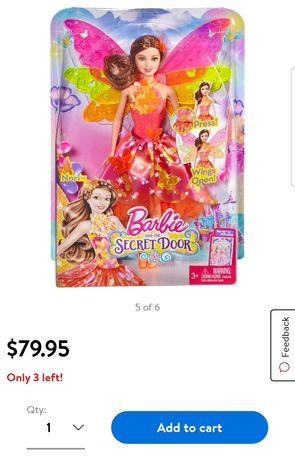 Barbie and the Secret Door Fairy Nori Doll
