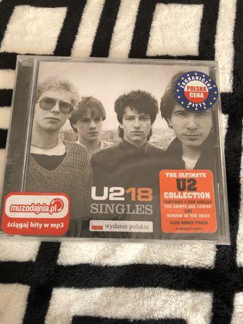 "U2 - ""18 Singles"""