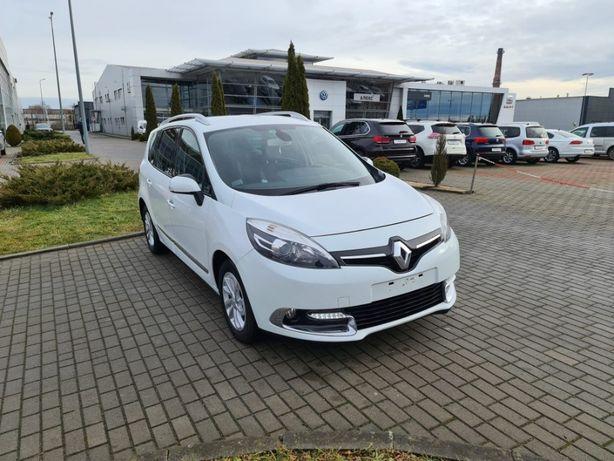 Renault Grand Scenic 1.5DCI 2015, 7-місць Мульти кермо, Електро пакет
