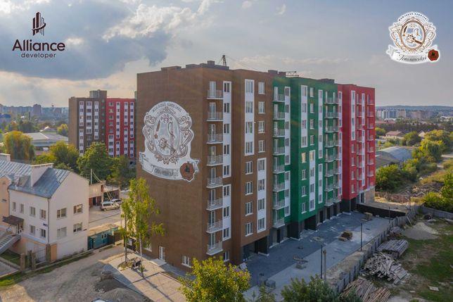 Продаю 2-кімнатну квартиру площею 61.3 м.кв. по вул. Б.Хмельницького