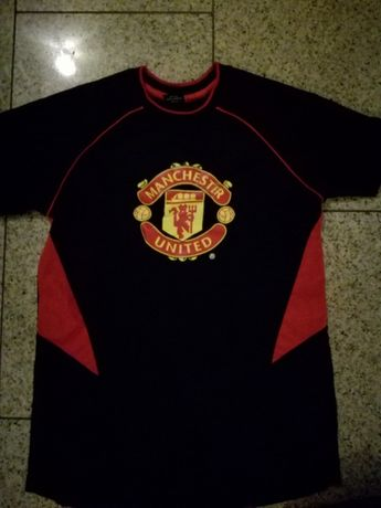 "koszulka sportowa Manchester 12/13 lat,spodenki,""siepomaga"""