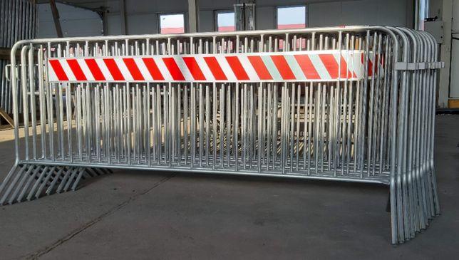 ogrodzenie, tymczasowe, budowlane, barierka U20, BHP Od producenta