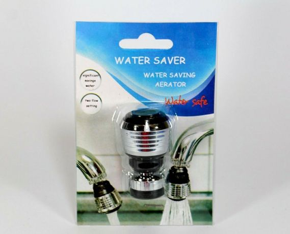 Економітель води Water Saver, насадка на кран (аератор)