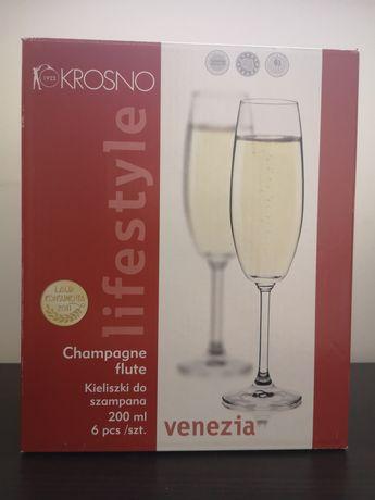 Kieliszki do szampana 200ml