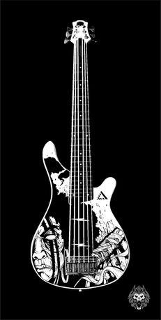 Бас гитарист ищет