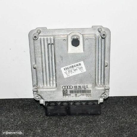 AUDI: 0281012267 , 03G906016CL Centralina do motor AUDI A4 (8EC, B7) 2.0 TDI