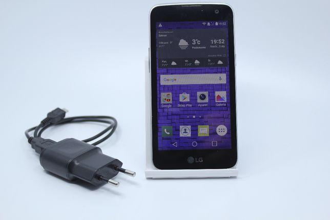Smartfon LG K4 LTE K120 E, bardzo dobry stan