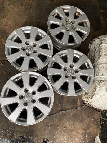 Оригинальные диски Toyota Camry 40 Тойота Камри 40