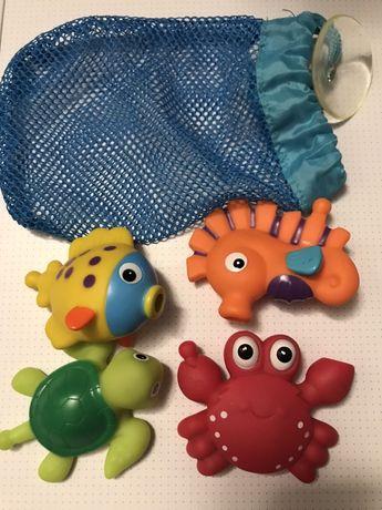 Canpol babies Игрушки для ванной (канпол).