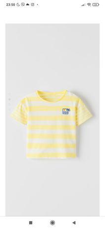 Футболка, футболки, майка Зара Zara