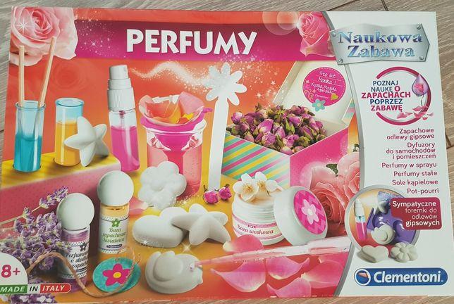 Eksperymenty+gratis zestaw Perfumy.