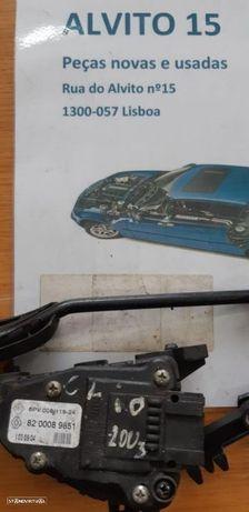 Pedal de Acelerador Renault Clio 2003