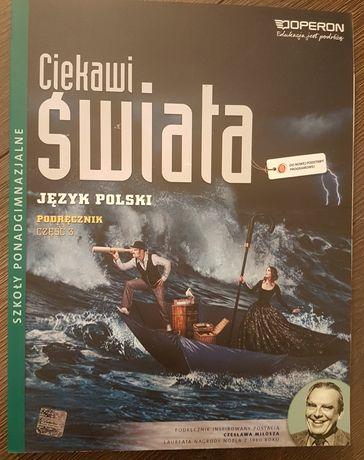 Ciekawi świata język polski część 3 nowa