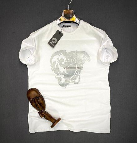 Versace T-shirt męski - S