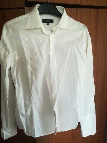 Biała koszula 164