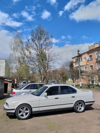 BMW E34 в хорошому стані