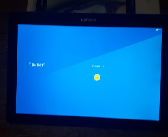 Планшет Lenovo tab 10.