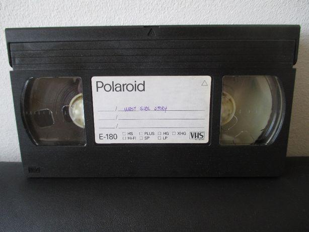 Cassete Polaroid VHS 180'