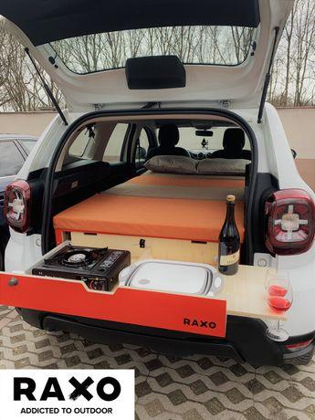 zabudowa do Dacia Duster