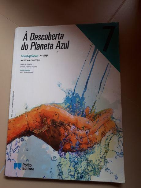 Livro manual 7 ano fisico- quimica