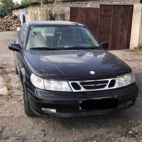 Продам Saab 9-5 turbo 2.3