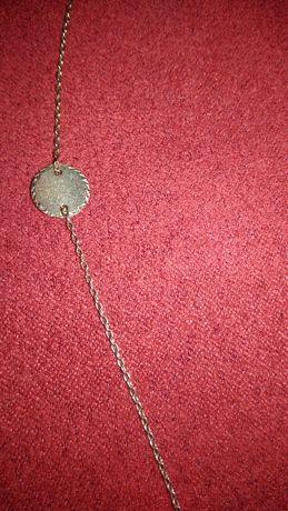 APART śliczna bransoletka łańcuszek Złoto 14 Karat 585