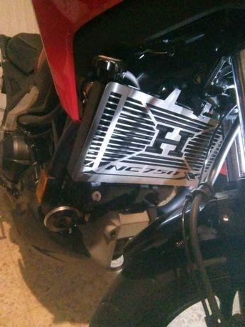 Proteção de radiador Honda NC 750x