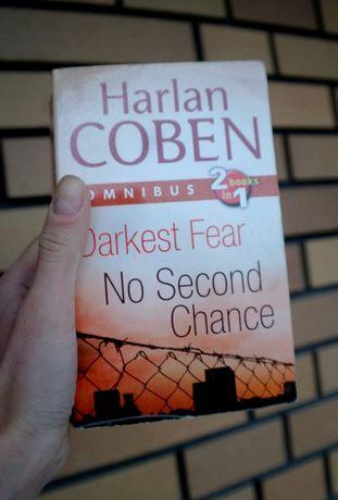 Darkest Fear No second chance Harlan Coben - thriller po angielsku