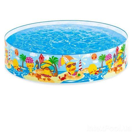 Детский каркасный бассейн Intex 122-25см 218 литров