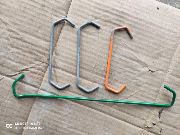Крючки для порошковой покраски подвес изделий