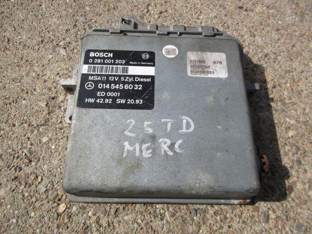 mercedes W210 W202 2.5 d td komputer sterownik silnika