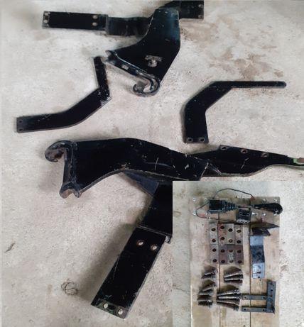 Adapter (Konsola) ładowacza czołowego Stoll Robust f30 (Case , Deutz)