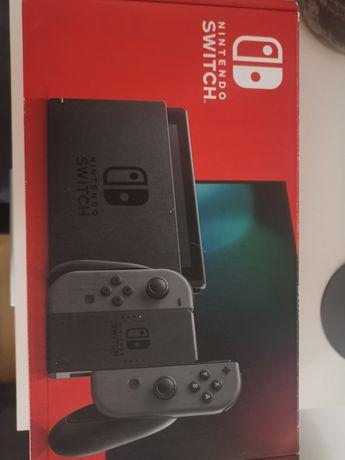 Nintendo switch v2 gwarancja stan bdb