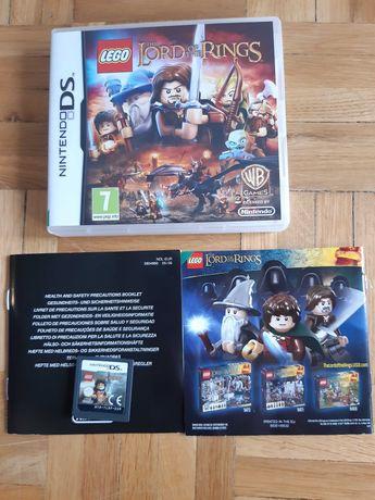 Lego Władca Pierścieni Nintendo DS