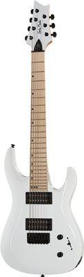 Gitara 7strunowa Harley Benton R-457MN WH Progressive