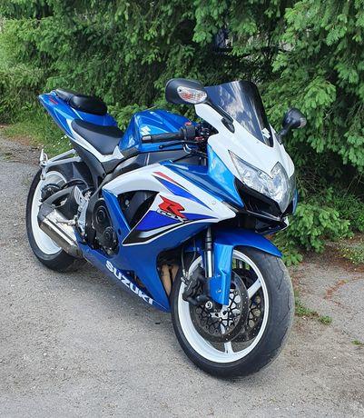 Suzuki Gsxr750  обслужен доставка