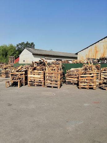 Дрова з  дерев'яних піддонів