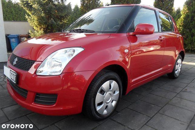 Suzuki Swift 1.3 Premium, Klima, 5 Drzwi, Tylko 127 Tys.Km, Stan
