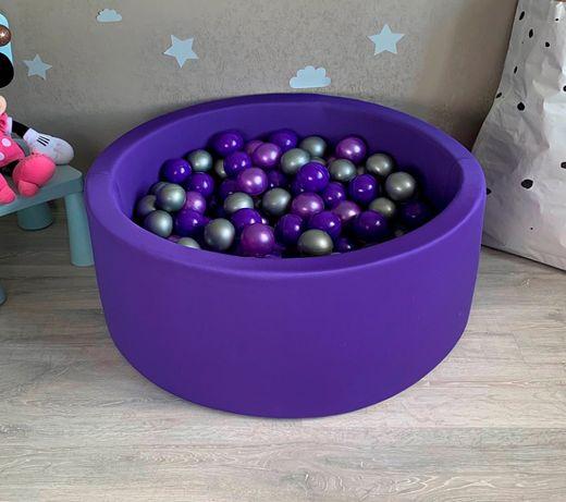 Сухой бассейн с шариками Voodi. Отправка в день заказа. В наличии.