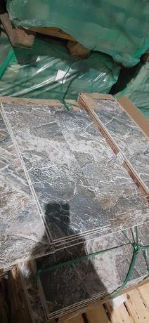 Плитка для пола и стен Damascata коричневый 245х745