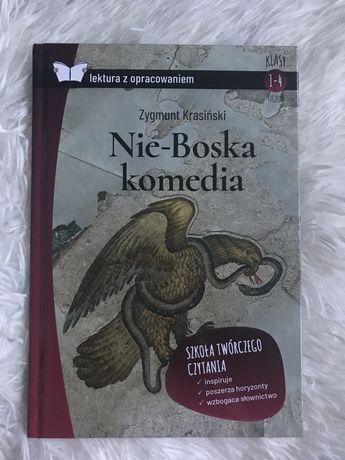 Lektura z opracowaniem ,,Nie-boska komedia'' Zygmunt Krasiński